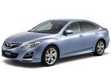 Штатные магнитолы для Mazda Mazda6