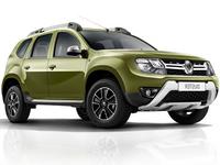 Штатные магнитолы для Renault Duster