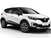Штатные магнитолы для Renault Kaptur