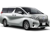 Штатные магнитолы для Toyota Alphard