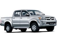 Штатные магнитолы для Toyota Hilux
