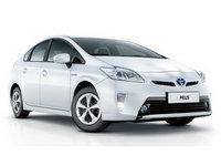 Штатные магнитолы для Toyota Prius