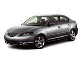 Штатные магнитолы для Mazda Mazda3