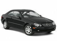 Штатные магнитолы для Mercedes-Benz CLK