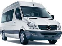 Штатные магнитолы для Mercedes-Benz Sprinter