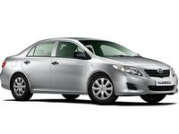 Штатные магнитолы для Toyota Corolla