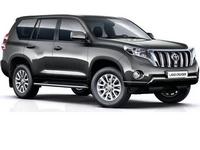 Штатные магнитолы для Toyota Prado